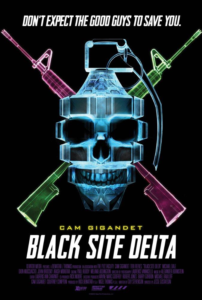 14. Black Site Delta - B