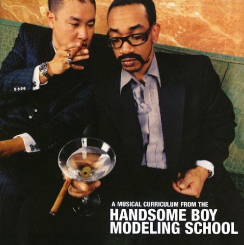 12. Handsome Boy Modeling School