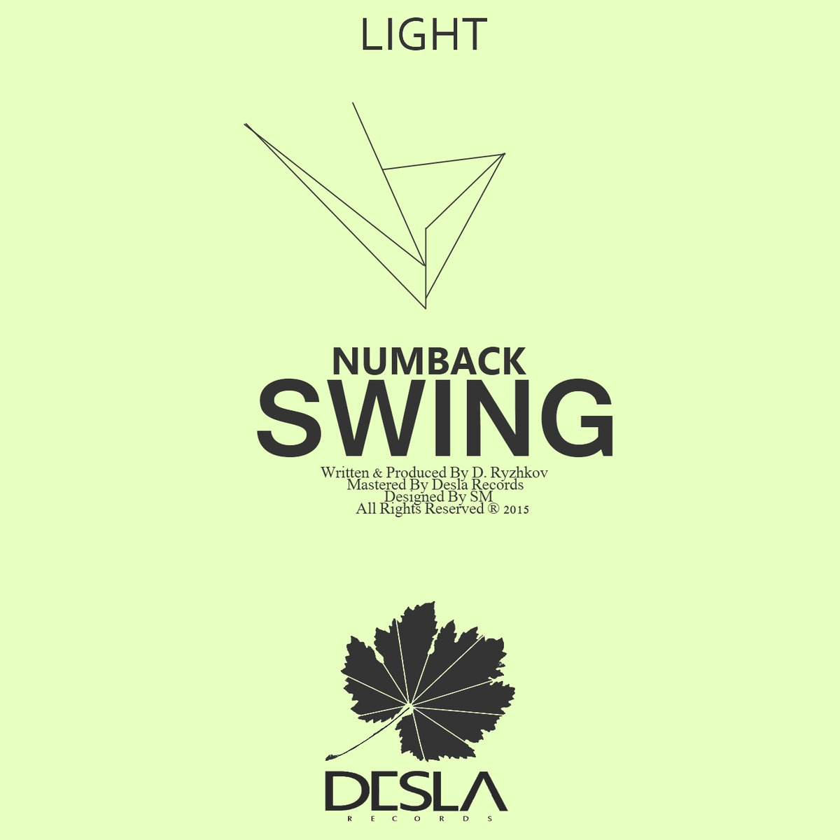10. Numback - Swing
