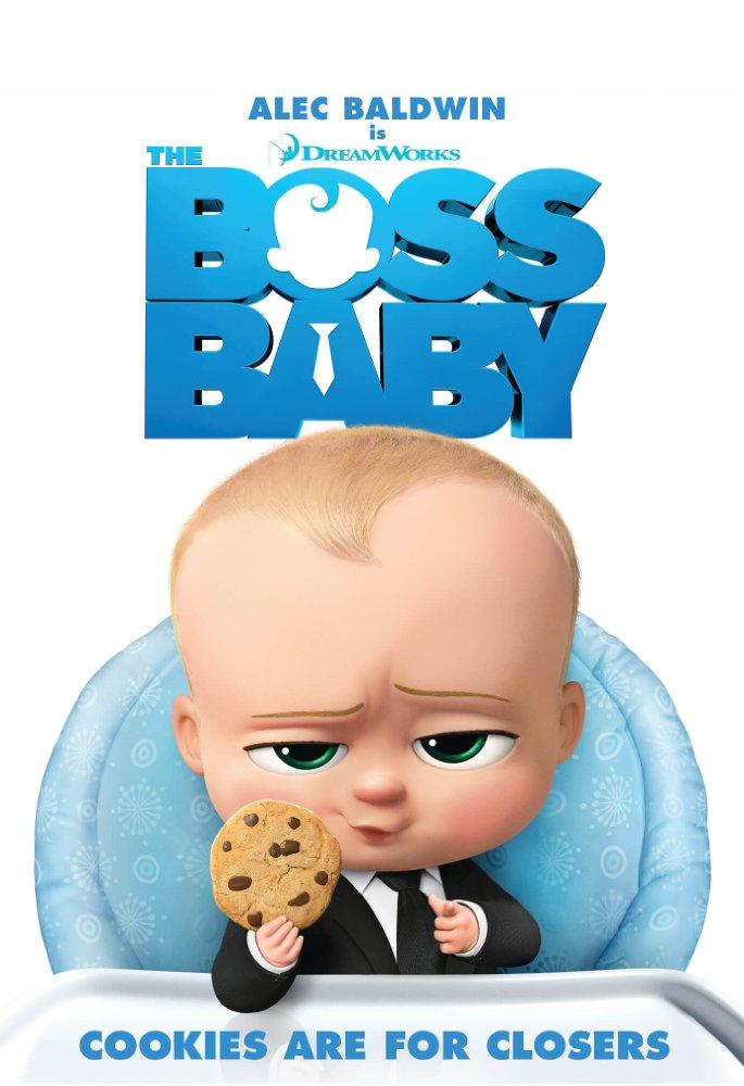 9. The Boss Baby - F