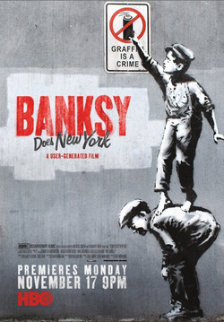 2. Banksy Does New York - A