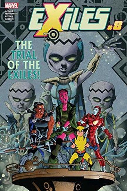 Exiles #8