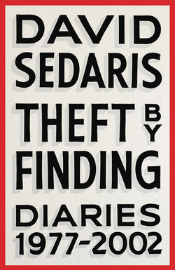 3. Theft By Finding Diaries 1977-2002 - A