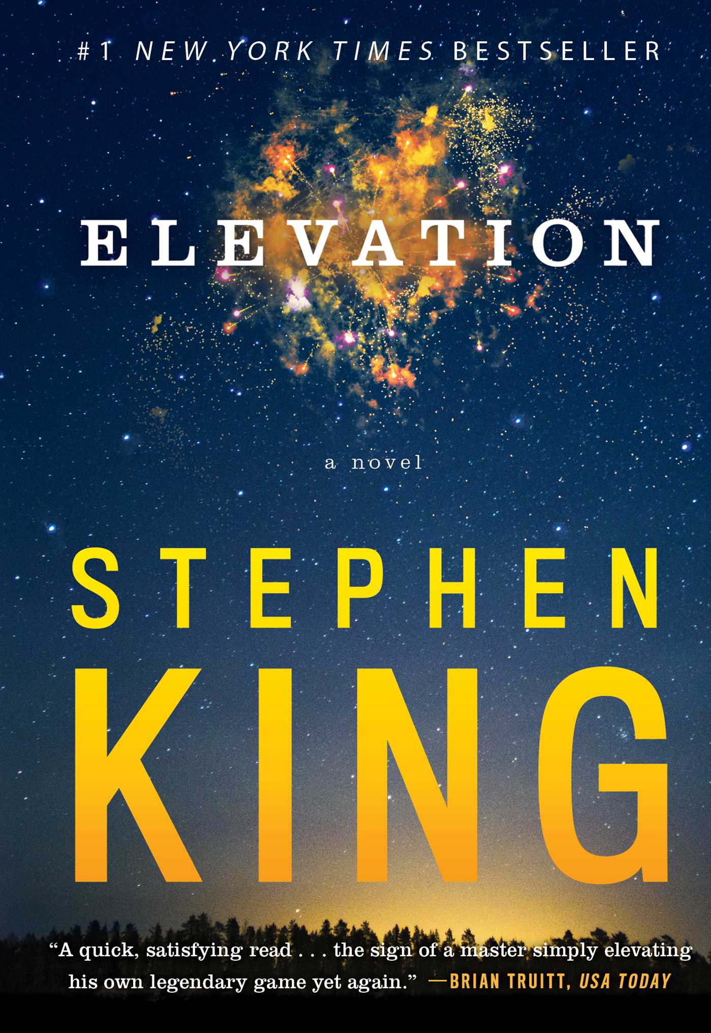 5. Stephen King - Elevation