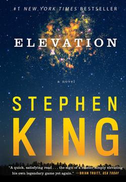 5. Stephen King - Elevation