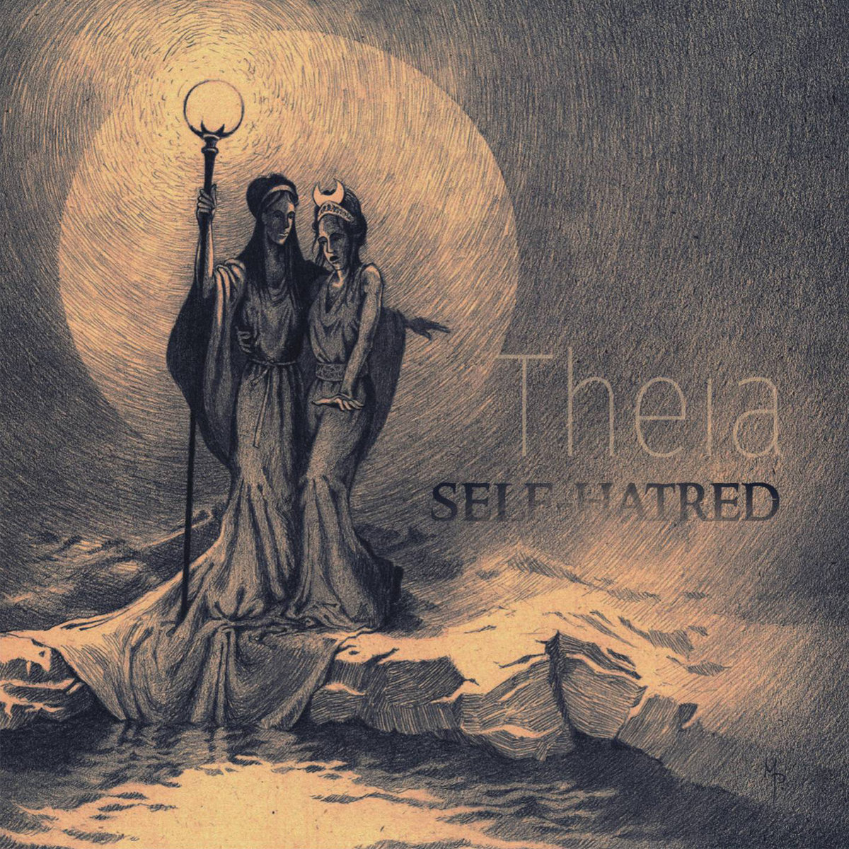 1. Self-Hatred - Theia