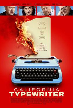15. California Typewriter - B