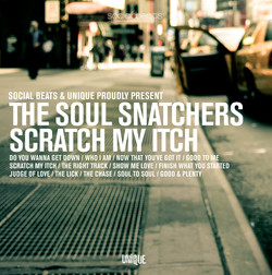 15. The Soul Snatchers - Scratch My Itch