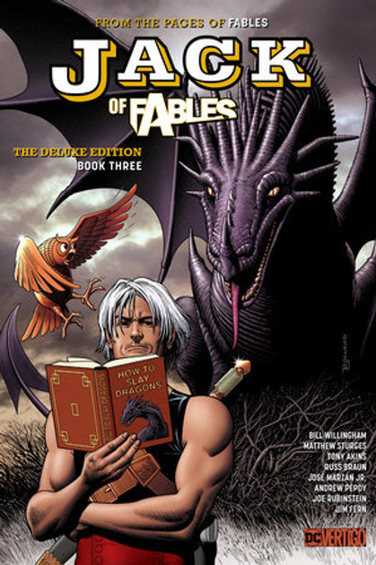 Jack of Fables: Deluxe Book 3