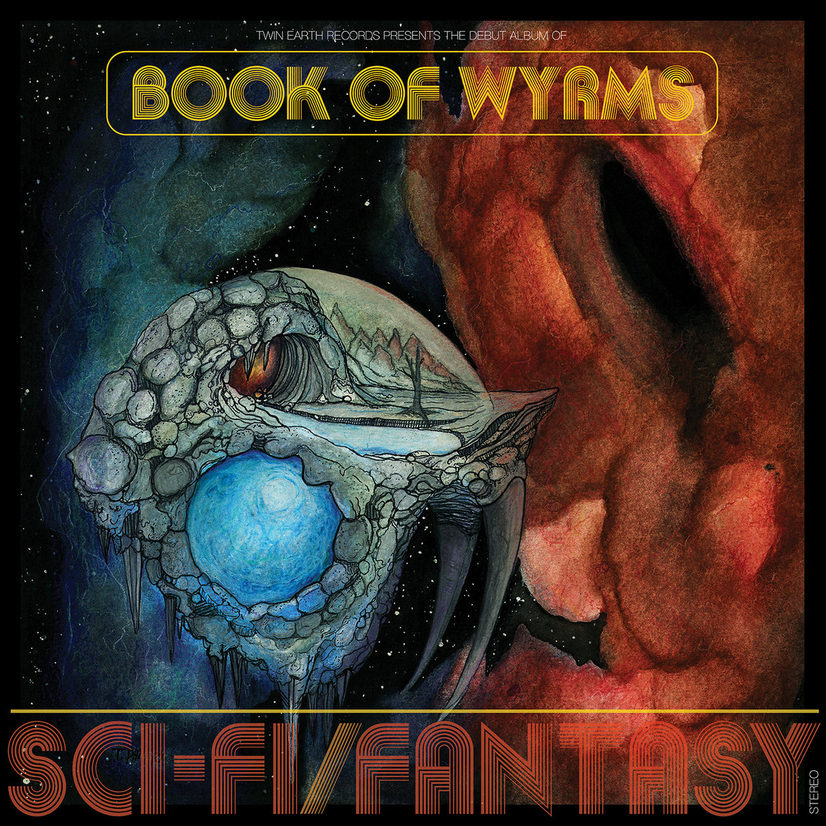 11. Book Of Wyrms - Sci-fiFantasy