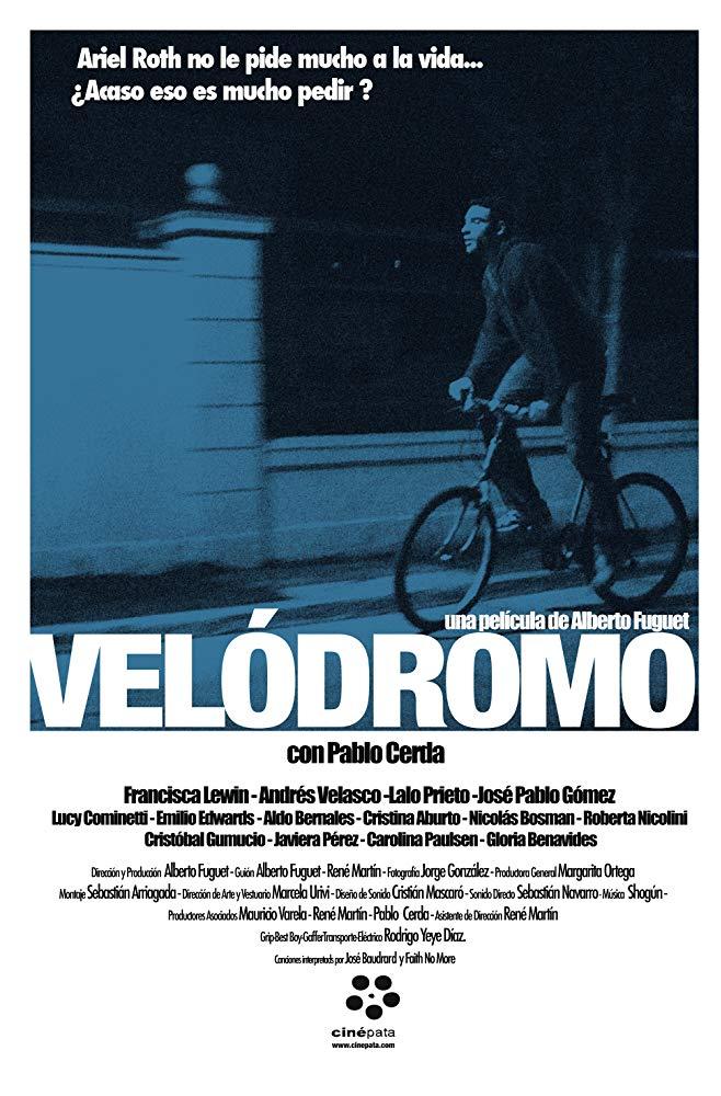 16. Velodromo