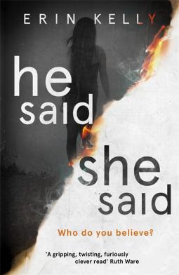 3. Erin Kelly - He Said, She Said - B