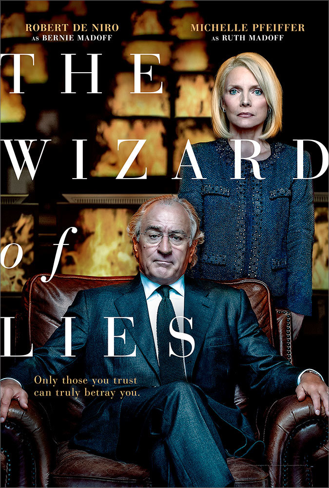 5. The Wizard Of Lies - B