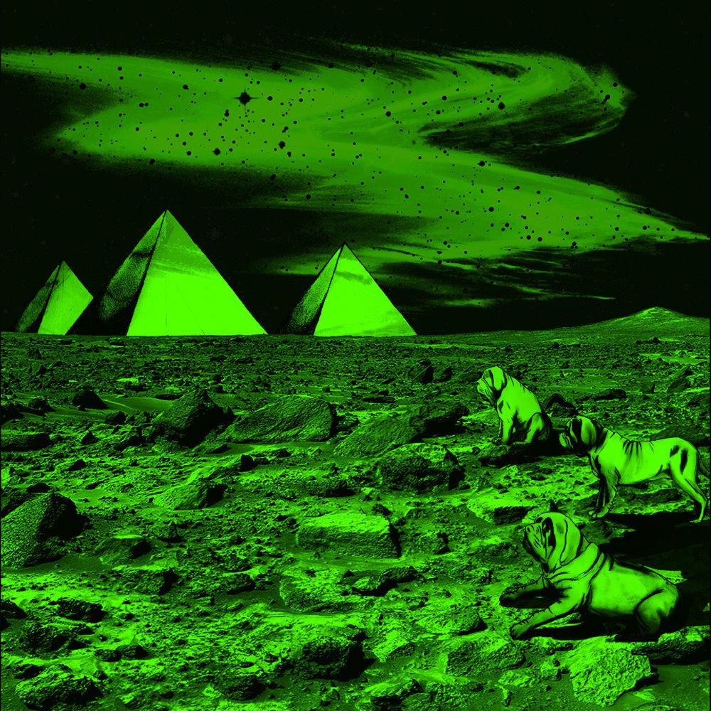 9. Black Mastiff - Pyramids
