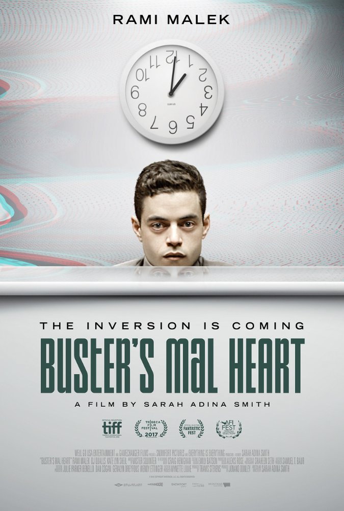 9. Buster's Mal Heart - C
