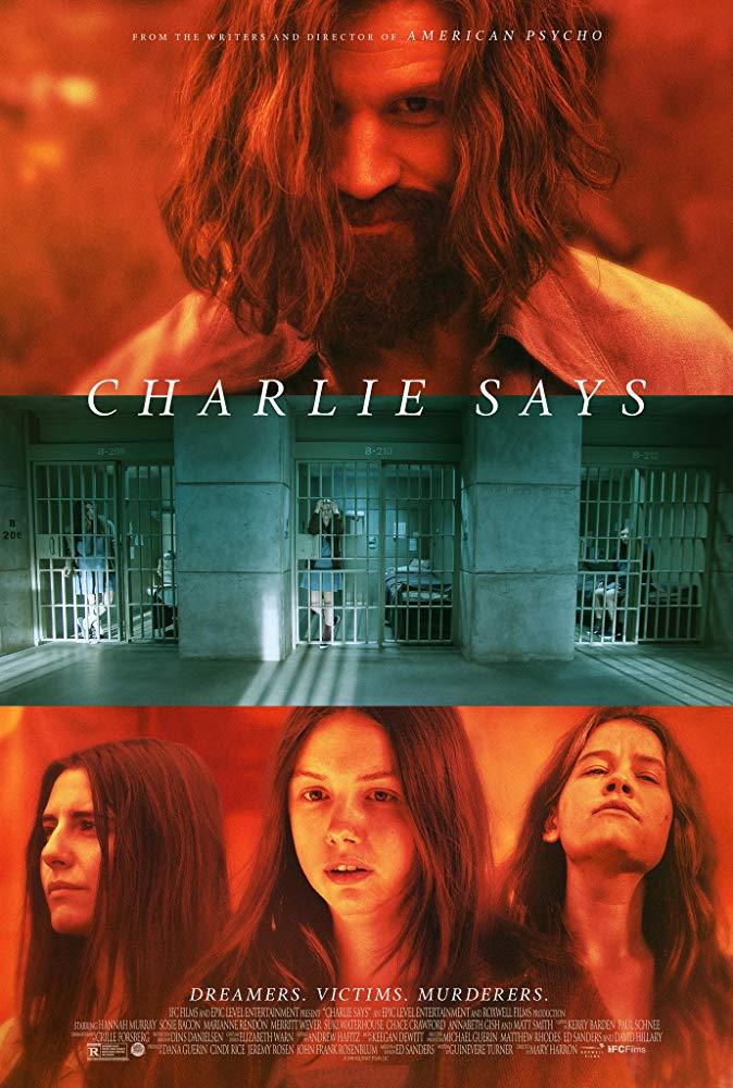 7. Charlie Says