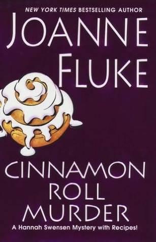 3. Joanne Fluke - Cinnamon Roll Murder