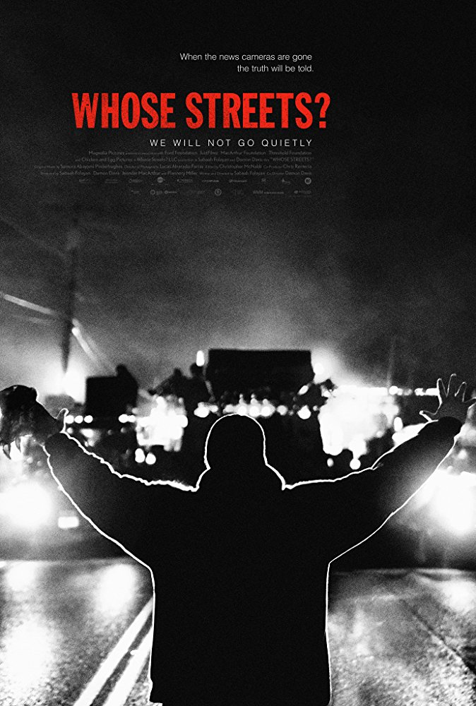 14. Whose Streets - C