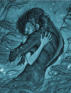 11. The Shape Of Water - B