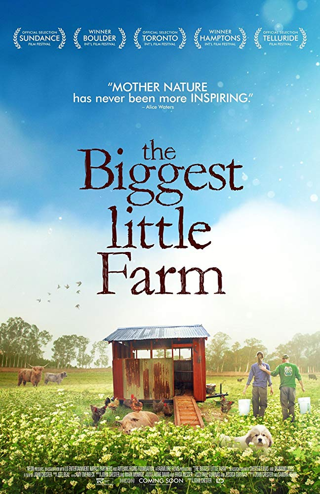 4. The Biggest Little Farm