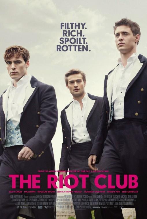 8. The Riot Club - B