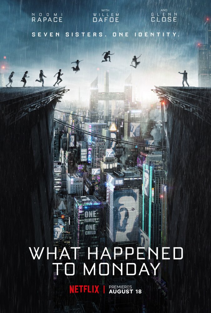 10. What Happened To Monday - B