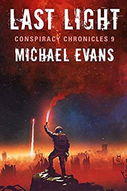 Conspiracy Chronicles 9: Last Light