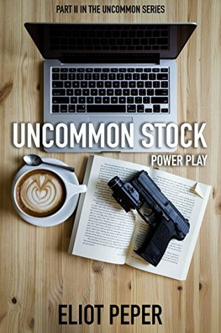 1. Eliot Peper - Uncommon Stock
