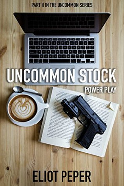 1. Eliot Peper - Uncommon Stock