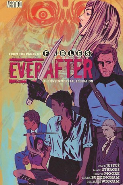 Everafter 2: The Unsentimental Education