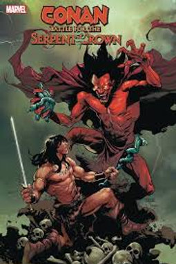 Conan: Battle For The Serpent Crown (2020) #5 (of 5)