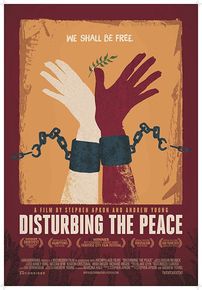 7. Disturbing The Peace - A