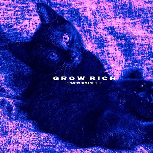 Frantic Semantic EP by Grow Rich