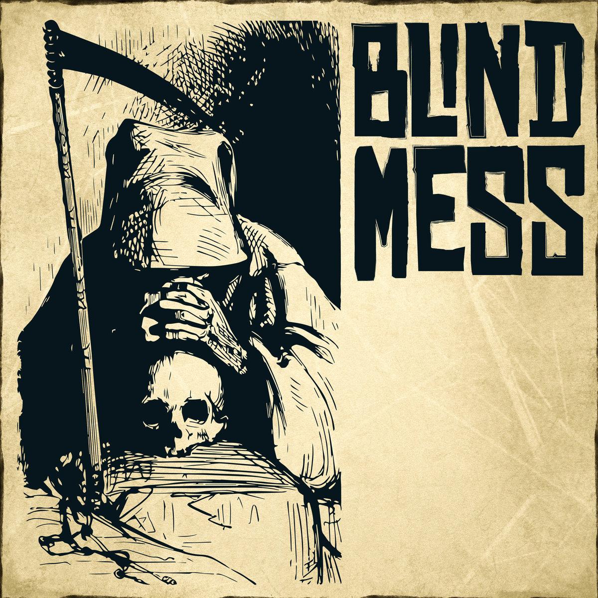 40. Blind Mess - Blind Mess