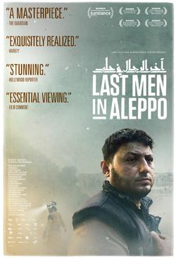 1. Last Men In Aleppo - A