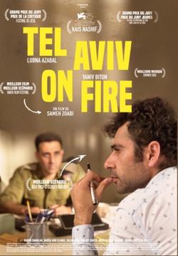 20. Tel Aviv on Fire