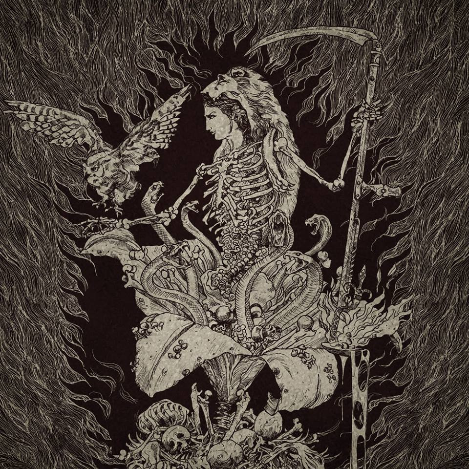 15. Outre - Ghost Chants