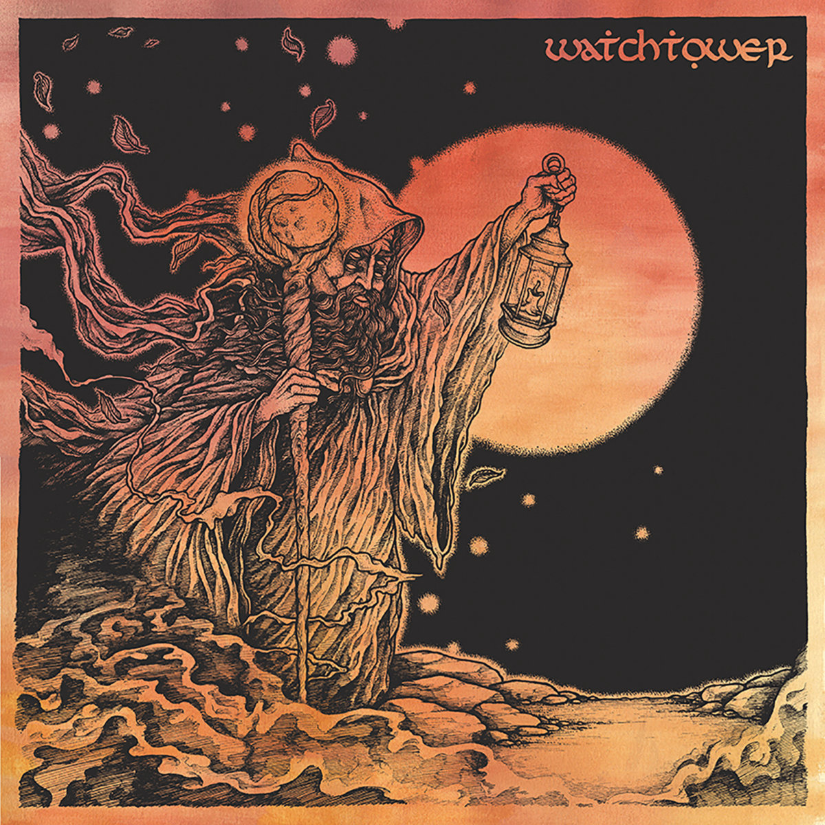 19. Watchtower - Radiant Moon