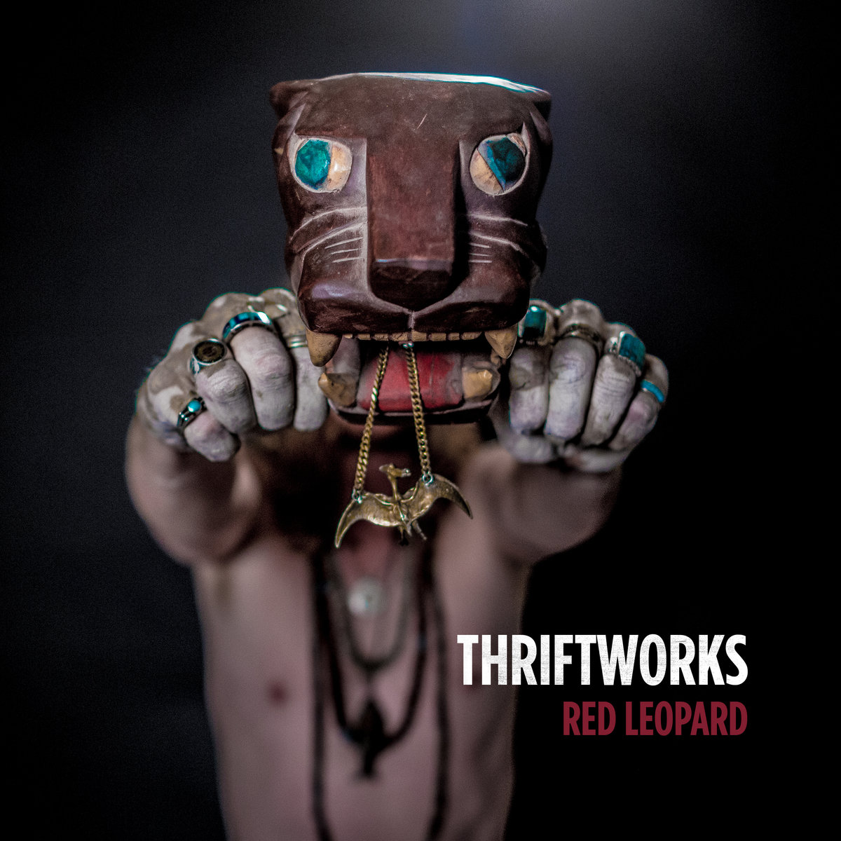 40. Thriftworks - Red Leopard