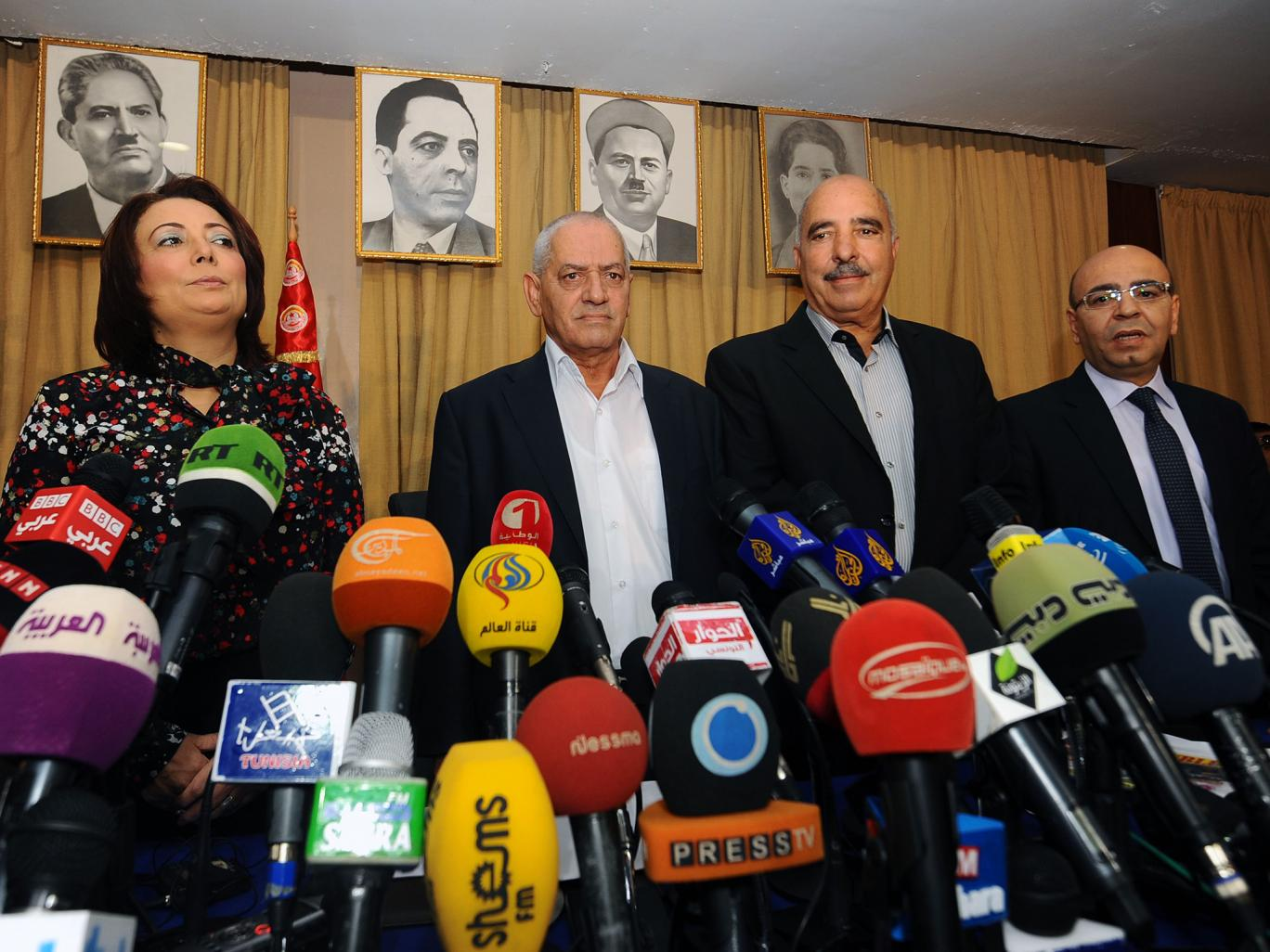 Tunisian National Dialogue Quartet
