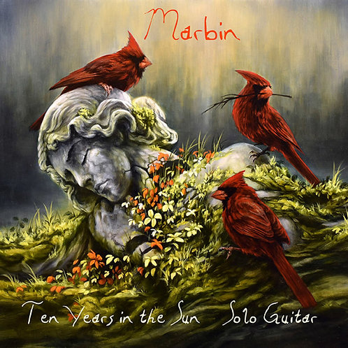 Ten Years in the Sun (Solo Guitar) + Sheet Music/Tab by Marbin