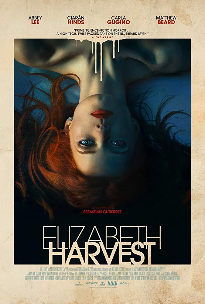 7. Elizabeth Harvest