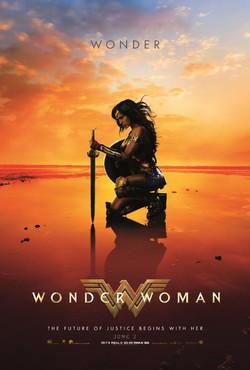 4. Wonder Woman - B
