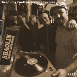 13. Shaolin Temple Defenders - Keep This Funk On A Roll