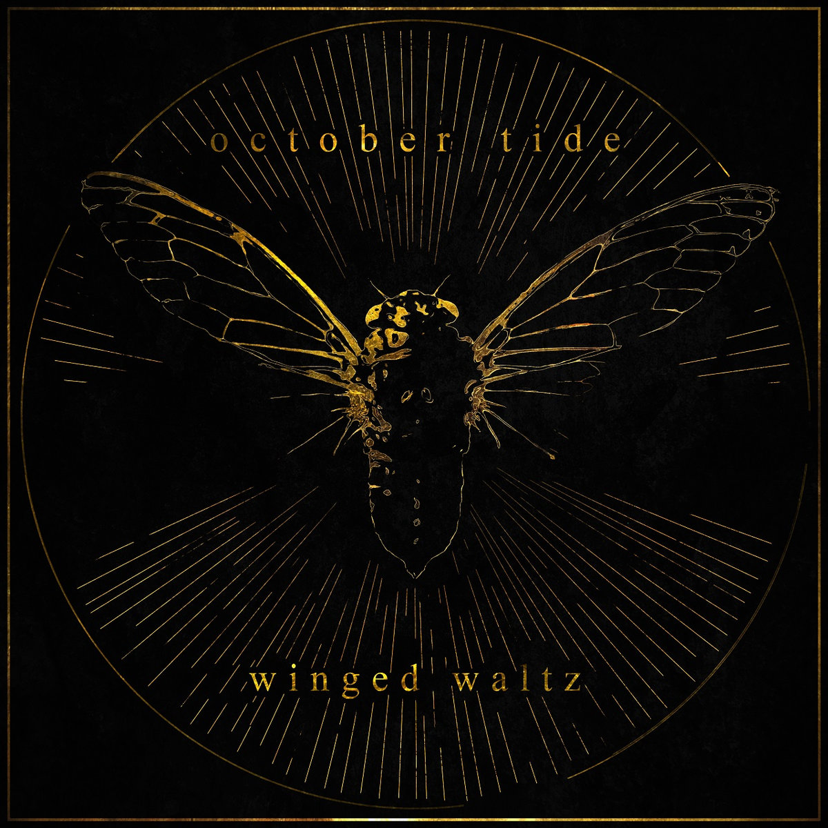 11. October Tide - Winged Waltz