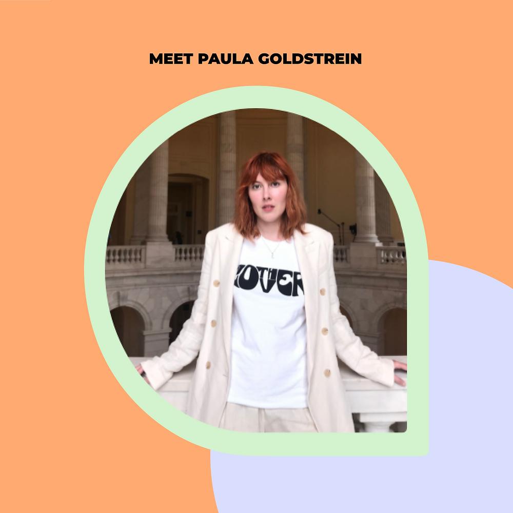 Paula Goldstein Editor Mother Lovers