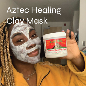 I tried the Infamous Aztec Healing Clay Mask & Here Are my Thoughts