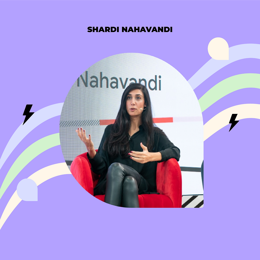 Shardi Nahavandi Tuune CEO and Founder