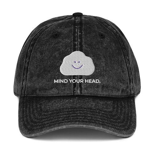 Mind Your Head Cloud Cap