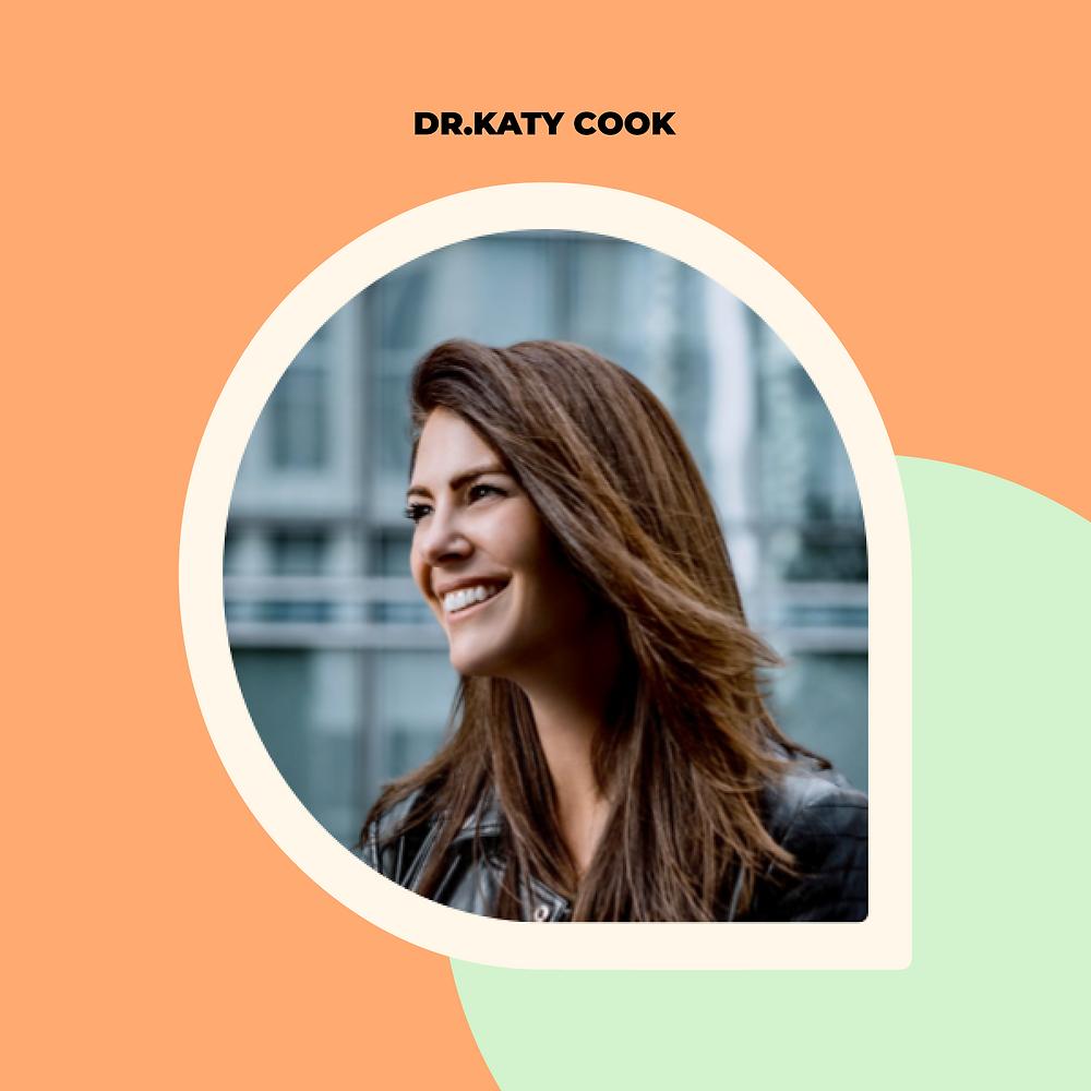 Dr Katy Cook emotional intelligence psychologist
